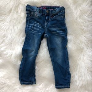 Lee embroidered jeans 2T